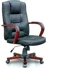 bureau en cuir fauteuil bureau cuir bois fauteuil de bureau cuir et bois fauteuil