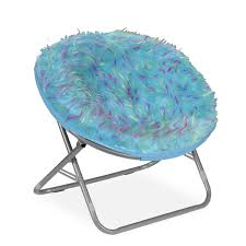 Microsuede Folding Saucer Chair by Elegant Folding Papasan Chair New Chair Ideas Chair Ideas
