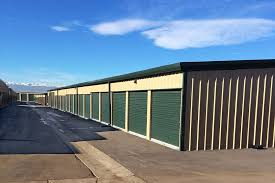 General Steel Mini Storage Buildings Colorado