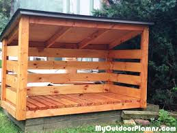 backyard wood shed diy plans pinterest backyard woods and