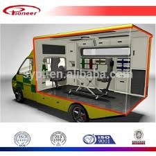 Transit Ambulance Conversion Cabinets And Parts