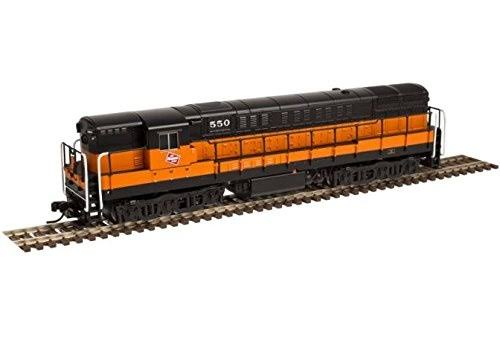 Atlas ATL40002840 N Trainmaster w/DCC, MILW #550 | Atlas | Hobbies | 30 Day Money Back Guarantee | Free Shipping on All orders | Best Price Guarantee