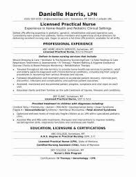 K State Resume Builder Luxury Elegant New Nurse Awesome The For Nurses