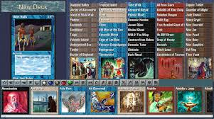 Mtg Deck Testing Online by Rediscovering Shandalar A K A Magic The Gathering Duels Of The