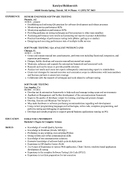 Software Testing Resume Samples | Velvet Jobs Best Software Testing Resume Example Livecareer Cover Letter For Software Tester Sample Test Scenario Template A Midlevel Qa Monstercom Experienced Luxury Qa With 5 New 22 Samples Velvet Jobs Manual Beautiful Rumes 1 Fresher S Templates Fresh 10 Years Experience Engineer Better Collection Resume1 Java Servlet Information Technology For An Valid Amazing Basic Entry Level Job