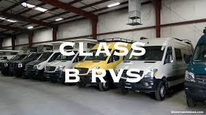 Class B RV Manufacturers List