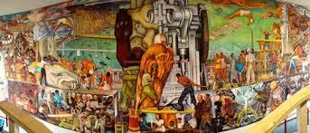 san francisco diego rivera murals chicano movement chicano movement visits diego rivera