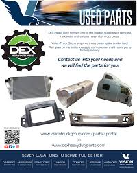 Used Parts Promotions - Vision Truck Group Commercial Truck Parts Dealer In Pa Nj Md De Heavy Duty Trucks Used Carolina Garski And Equipment Inc Semi What You Should Know About Buying By Ctruckparts Twitter Welcome To Chesapeake Trusted For Medium Duty Trucks Calamo When Cost Savings Taiwan Industry Co Ltd Cstruction Buyers Guide