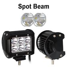 TURBOSII 4Pcs 4Inch Spot Beam 18W Led Work Light Bar Pods Cube ... China High Intensity Bridgelux Led Truck Work Light Gf006z03 Pair Of New 7x6 54w Led Headlight Square Car Small 26 10w Offroad Auto Lamp Suv 700lm 240w Bar Boat Tractor 4x4 4wd Suv Lights For Trucks Jinchu Work Light Halogen Offroad Atv Truck Quad Flood Lamp 18w 6x 5 Inch 45w 3300lm 15x Leds Dc 1030v 4wd 7inch Spot Beam 36w Trucklites Signalstat Line Now Offers White Auxiliary Lighting 2pcs 10w Motorcycle Bicycle Spot 30 Degree Amazonca Accent Off Road