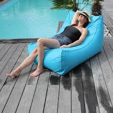 siege de piscine gonflable fauteuil flottant piscine déhoussable kiwi