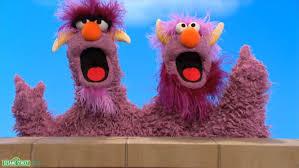 Sesame Street: The Two-Headed Monster -