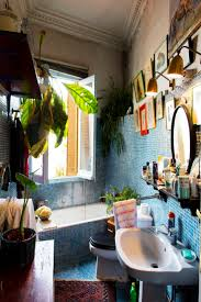Plants For Bathroom Counter by Best 25 Bohemian Bathroom Ideas On Pinterest Boho Bathroom