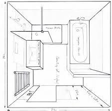 plan de salle bain avec italienne on decoration d interieur