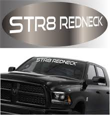 STR8 Redneck - Windshield Vinyl Decal | Trucks | Pinterest | Vehicle Redneck Funny Truck Stickers Trucks Accsories And His Monster Truck By Mcdesign Redbubble Team On Twitter Motorcycles Beer Fridges Honk If Any Beer Falls Out Sticker For Jeep Etsy 2018 Car Styling For Danger Hbilly On Board Vinyl Die Cut Decal Sticker 4chan Pin Gavin Campbell Nothing But A Hick Pinterest Trucks Anti Obama Patriotic Bumper Image 504643 Furries Know Your Meme Confederate Flag Girl Found In Small Town Decal Vinyl Country Life 1 X Insidewdowrvanstksignvehictrailercabin