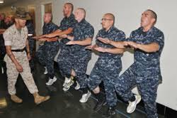 ficer Training mand Home of Navy OCS Wel e Aboard