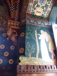 william burges the smoking room cardiff castle laura s beau
