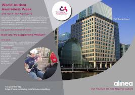 siege social alinea abseiling for autism autism awareness week alinea