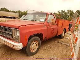 100 1979 Gmc Truck GMC Sierra 25 Utility Truck Item I5465 SOLD Octobe