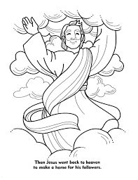 Childrens Coloring Pages Of Jesus Pictures Children Bible To Download