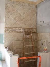 Tiling Inside Corners Wall by Best 25 Small Tile Shower Ideas On Pinterest Bathroom Tile
