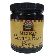 100 Cattle Truck Blue Mexican Vanilla Bean Paste Kitchen Kneads