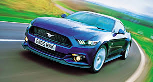 Chris Evans reviews Ford Mustang 5 0 V8 GT Wild horses couldn t