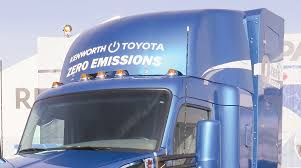 100 New Kenworth Trucks Toyota Team On HydrogenElectric Transport Topics