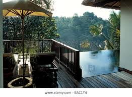 100 Ubud Hanging Gardens Luxury Resorts Indonesia Bali Terrace Of A Panoramic View Pool Villa Suite At The
