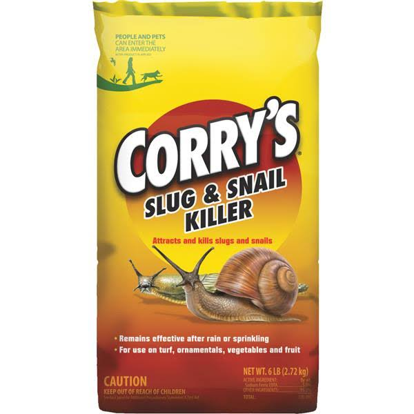 Corry's Slug and Snail Killer - 6lbs
