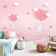 schlafzimmer wallpaper childrens zimmer mädchen rosa
