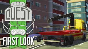Tow Truck Simulator Games
