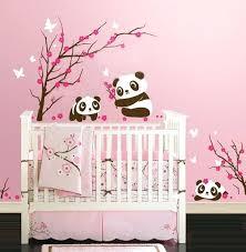 sticker chambre bébé fille chambre bacbac stickers daccoration chambre bacbac stickers stickers