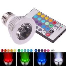 Magic Light Bulb with Wireless Remote Control