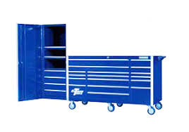 extreme ex7217rcl rolling tool cabinet and side locker combo