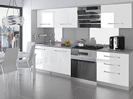 naka24 neu komplette küche kompakto ii 180 cm hochglanz verschiedene farbkombinationen weiss