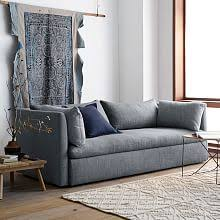 West Elm Paidge Sofa Grand by All Living Room West Elm