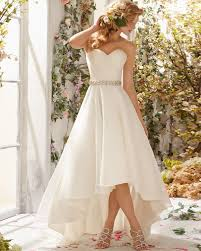 compare prices on white chiffon short front long back dress