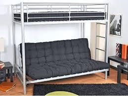 lit mezzanine avec canape lit mezzanine lena avec canapac lit
