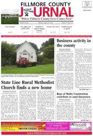 Machine Shed Woodbury Mn Menu by Fillmore County Journal 8 20 By Jason Sethre Issuu