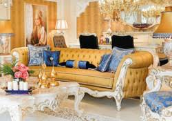 casa padrino luxury baroque chesterfield living room sofa gold white gold 300 x 110 x h 80 cm magnificent sofa in baroque style noble baroque