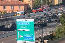 Milan - Video Shows Tanker Truck Explosion In Italy; 2 Killed, Up To ... Two Men In Critical Cdition After Being Severely Burned Tanker Tanker Truck Explosion Shuts Down Inrstate Truck Explosion In Italy Kills 2 Injures Up To 70 Seattle Wa Italian Premier Visits Victims Of Fiery Bologna Tanker Crash Lagos Prosecute Owner Driver Raw Fire Explosions Shut Down Highway Youtube Ball Two Shuts I70 Over 150 Dead As Overturned Fuel Explodes Pakistan 570 News Dozens