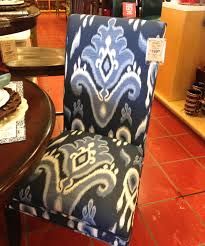 Pier One Parsons Chair by Pier One Imports Dining Chair Covers Corinne Linen Dining Chair
