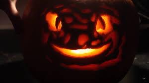 Vomiting Pumpkin Stencils Free by Carving A Gecko Pumpkin Youtube