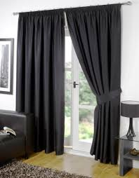 White And Gray Blackout Curtains by Curtains Curtain Ikea Decor Ikea Windows U0026 Curtains