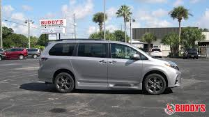 2018 Toyota Sienna | Stock: 964339 | Wheelchair Van For Sale ...