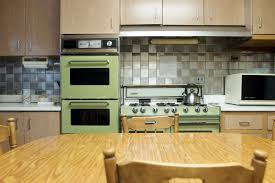 Kitchen Styles Remodel Before And After Makeover Ideas 1950 Style 1950s Retro
