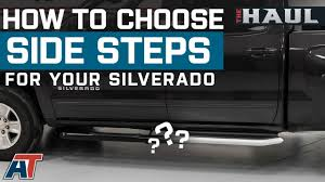 How To Choose Side Steps For Your Chevy Silverado - The Haul - YouTube Side Steps Running Boards Archives Topperking Fab Fours 2012fordf450511tacticalmotrucksidesteps On Duty Gear Blog Amazoncom Go Rhino 67427t 415 Series Textured Black Step For Iboard Board Chevy Amp Research 7541101a Bedstep2 Retractable Truck Bed 52018 F150 Raptor Add Venom Supercab S1522127001na Ram Hd Mopar Do It Yourself Trend Free Shipping Westin Hdx Drop 5613525 0914