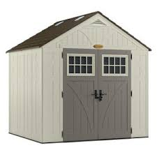 rubbermaid big max 7 ft 1 in x 7 ft 2 in storage shed 1887154