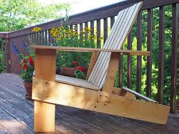 easy economical diy adirondack chairs 10 8 steps 2 hours