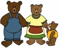 One Afternoon In Bloomfield Hills Forest There Was A Family Of Three Bears Mama Bear Papa And Baby